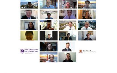 UQ-CUHK Health Engineering Virtual Symposium