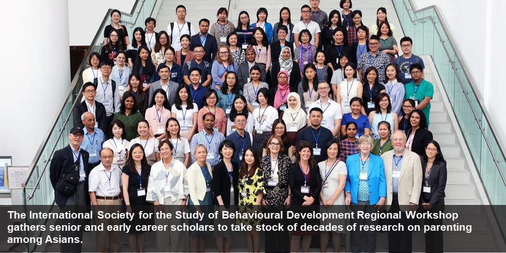The workshop gathers senior and early career scholars to take stock of decades of research on parenting among Asians.