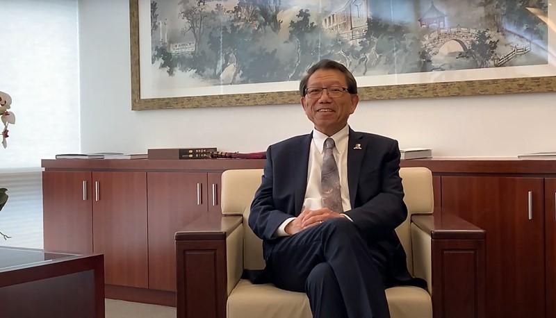 Prof. Rocky S. Tuan congratulates the IAU on its 70th anniversary.