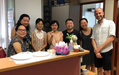 A Swedish perspective at CUHK from STINT fellow
