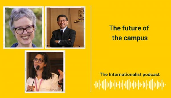 The Internationalist Podcast Series of the Association of Commonwealth Universities: The future of the campus