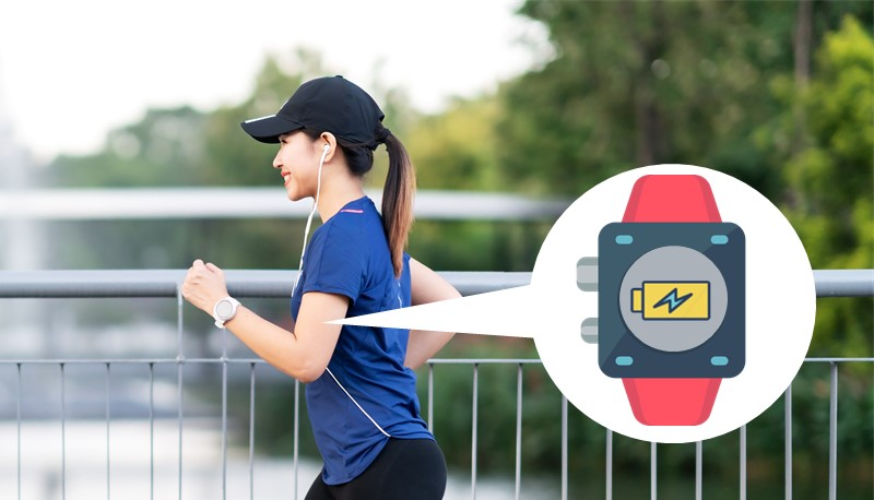 The Faculty of Engineering has developed an embedded energy harvester to sustainably power smartwatches and wristbands by converting kinetic energy from the arm swing into electricity.