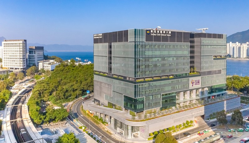 CUHKMC provides pioneering solutions in healthcare for Hong Kong.