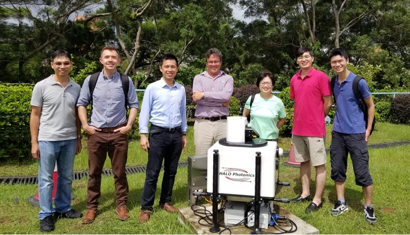 CUHK and Exeter researchers work together to investigate transboundary air pollution in China and the UK.