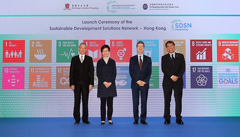 SDSN Hong Kong focuses resources on actionable and solution-based goals that would lead to tangible, sustainable deliverables.