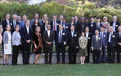 CUHK at the APRU Vice Presidents for Research Meeting in San Diego