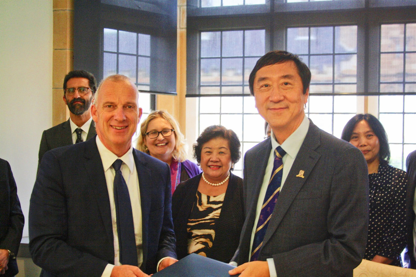 CUHK Joins Hands with University of Sydney in Australia to Advance Integrative Medicine